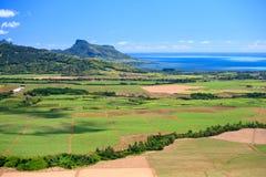Isla Mauricio Fotografía de archivo
