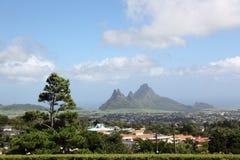 Isla Mauricio Imagenes de archivo