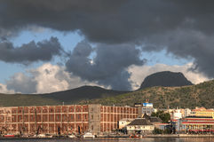 Isla Mauricio Port Louis Foto de archivo