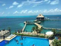 isla Meksyku mujeres Fotografia Stock