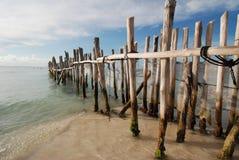 Isla Mujeres. Beach in Isla Mujeres, Mexico Stock Photos