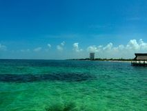 Isla Mujeres Cancun, Mexico royaltyfria bilder
