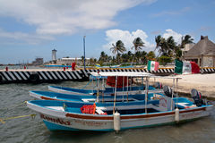 Isla Mujeres Cancun Yucatan Mexico Royalty Free Stock Photography
