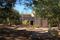 Isla Mujeres pirata dom obrazy royalty free