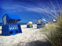 Isla Ruegen del mar Báltico Fotos de archivo libres de regalías