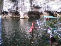 Isla samar Filipinas de la cueva de Sohotun imágenes de archivo libres de regalías