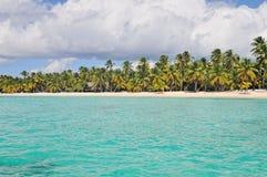 Isla Saona Royalty Free Stock Photo