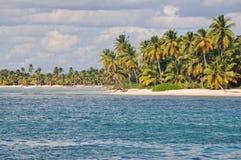 Isla Saona Royalty Free Stock Images
