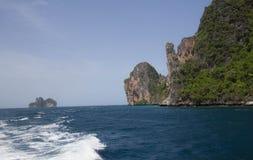 Isla season3 bajo de los PP Imagen de archivo