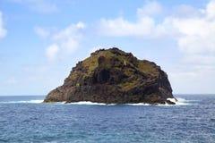 Isla sola Imágenes de archivo libres de regalías