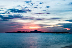 Isla sola Foto de archivo