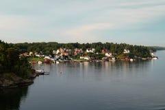 Isla sueca 2 Foto de archivo