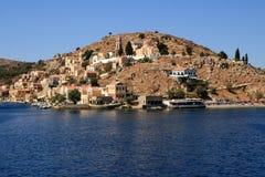 Isla Symi Imagen de archivo