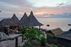 Isla Tailandia de Nangyuan foto de archivo libre de regalías