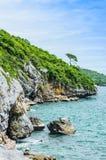 Isla Tailandia de Srichang Fotos de archivo
