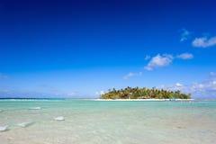 Isla tropical fotos de archivo libres de regalías