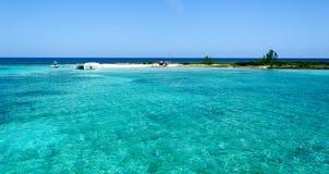 Isla tropical foto de archivo
