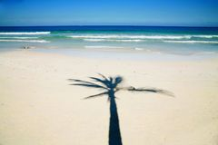 Isla tropical foto de archivo libre de regalías