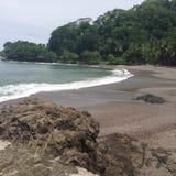 Isla tropical de la playa Imagenes de archivo