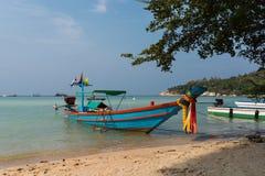 Isla tropical, Koh Tao, Tailandia imágenes de archivo libres de regalías
