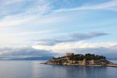 Isla Turquía de la paloma Foto de archivo libre de regalías