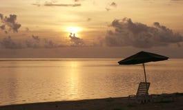 Isla verde. Foto de archivo libre de regalías