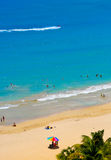 Isla Verde Beach, San Juan Stock Photography