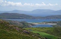 Isla verde Irland imágenes de archivo libres de regalías