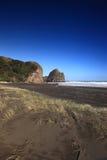 Isla y monja Rock de Taitomo Imagen de archivo