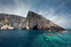 Isla Zakynthos Foto de archivo libre de regalías