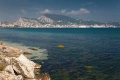 Isla Zakynthos Imagen de archivo libre de regalías