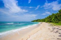 Isla Zapatilla at Bocas del Toro Province in Stock Images