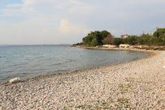 Isla Zlarin, Croacia fotos de archivo
