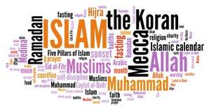 islam ilustração do vetor