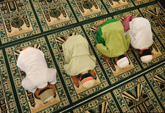 islam żartuje modlenie ramadan Obraz Royalty Free