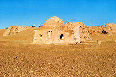 Islam Castle. In Inner Mongolia,china stock images