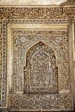 Islam-Dekorationen Sheesh Shish Gumbad Lodi lizenzfreie stockfotografie