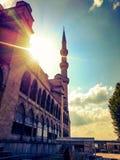 Islam del mosquee fotografía de archivo
