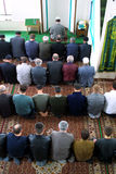 ISLAM EN EUROPA fotos de archivo