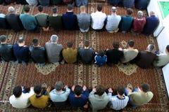 ISLAM IN EUROPA Stock Afbeeldingen