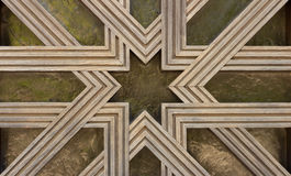 Islam geometry detail Royalty Free Stock Images