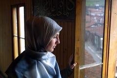 ISLAM I EUROPA royaltyfri bild