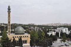 Islam in Jordanien Stockfotografie