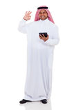 Islam man okay Stock Images