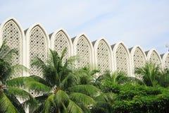 Islam Modern Building. Malaysia Kuala Lumpur Islam Modern Building stock photography