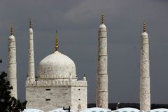 Islam mosque Royalty Free Stock Photos
