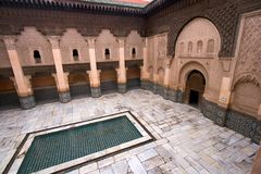 Islam Mosque Morocco royalty free stock photos