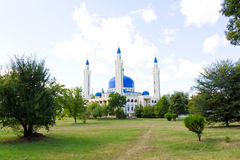 Islam mosque of South Russia Royalty Free Stock Image