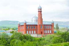 Islam mosque of South Russia Stock Image