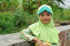 Islam, Muslim Girl Royalty Free Stock Images